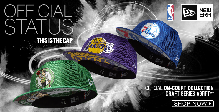 Shop Official NBA On-Court Collection Draft Series