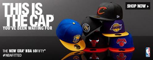 Shop NBA Fitted