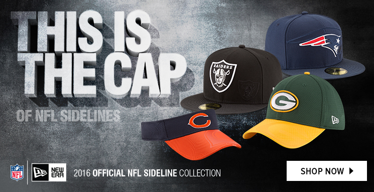 Shop the 2016 NFL Sideline Collection