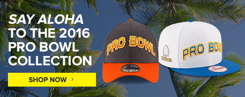 Shop Pro Bowl Headwear. Preorder Today