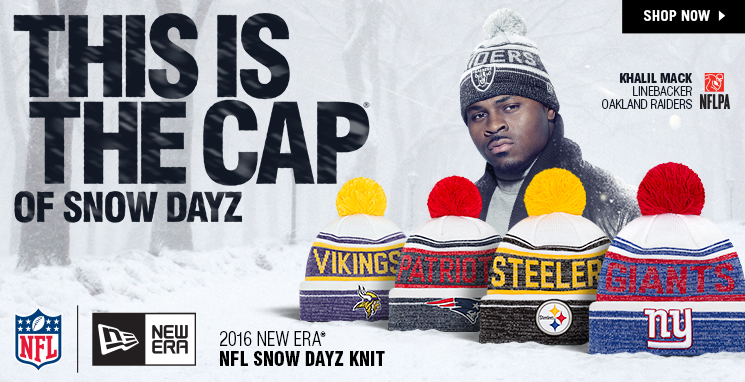 Shop NFL Snow Dayz Knits