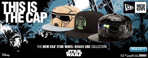 Shop Rogue One Headwear