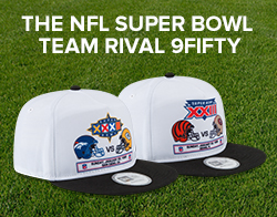 Shop the Super Bowl Team Rival Snapback