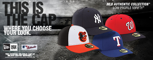 Shop New Era Low Profile Headwear!