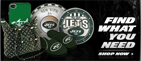 Stock Up This Off-Season On Your Jets Merchandise!