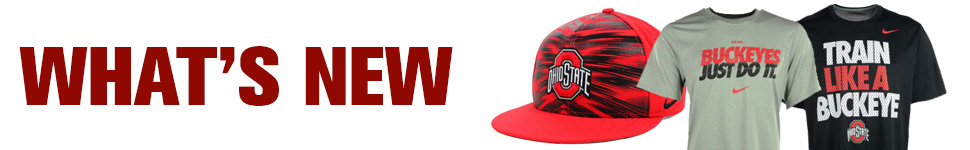 Shop New Ohio State Gear