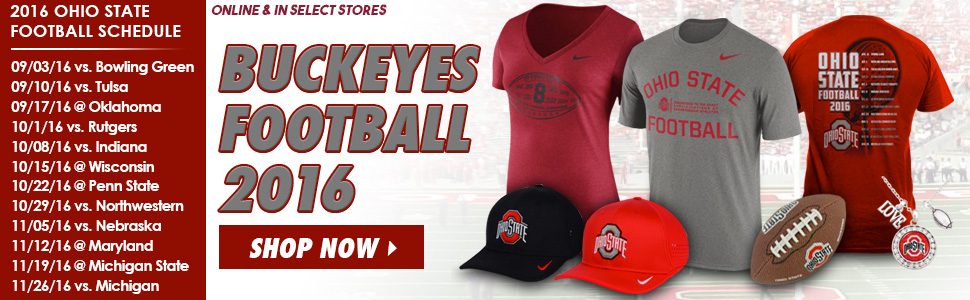 Shop OSU Football Gear!
