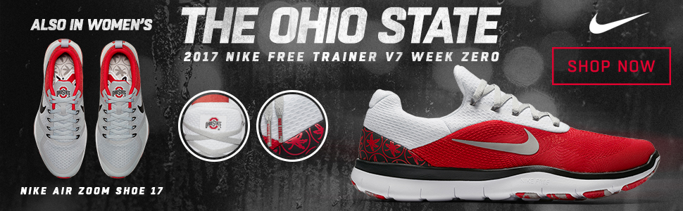 Shop New OSU Nike Shoes
