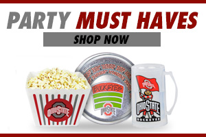 Shop Ohio State Party Supplies!