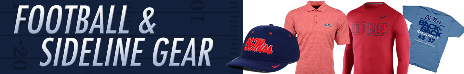 Shop Ole Miss Sideline Gear