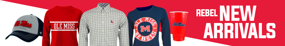 Shop New Ole Miss Hats, Caps, Apparel and Novelties