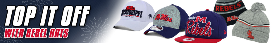 Shop Ole Miss Hats and Caps
