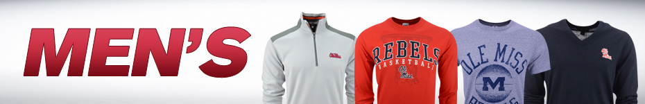Shop Ole Miss Mens Apparel