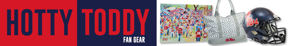 Shop Ole Miss Novelties and Fan Gear