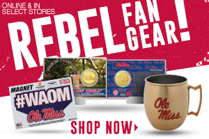 Shop Rebel Fan Gear and Novelties