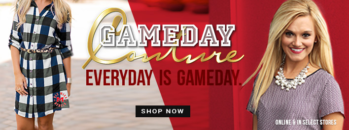 Shop Ole Miss Gameday Couture now!