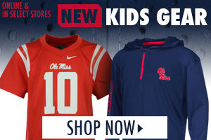 Shop Ole Miss for the Smaller Fans!