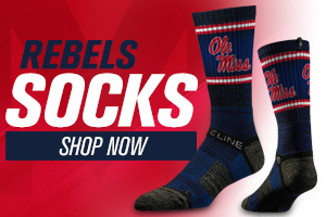 Shop Ole Miss Footwear!