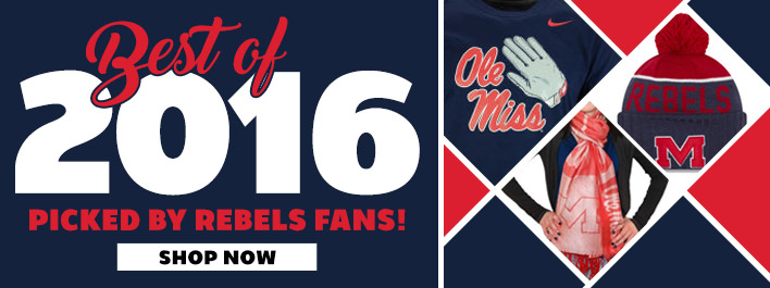 Shop Ole Miss 2016 Best Sellers