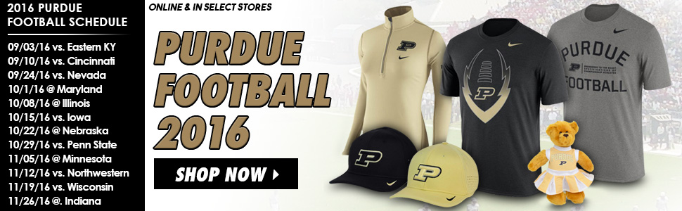 Shop Boiler Football Gear!