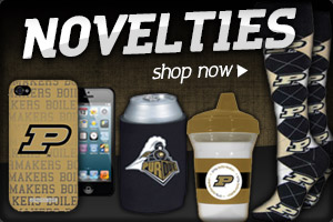 For fans of all ages! Shop Purdue Novelties Now!