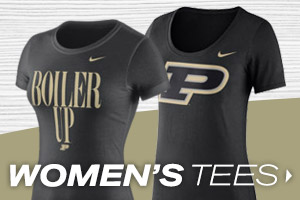 Shop Purdue Women's Tees!
