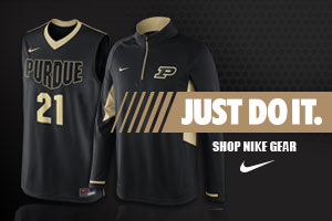 Just Do It. Shop Purdue Nike Gear