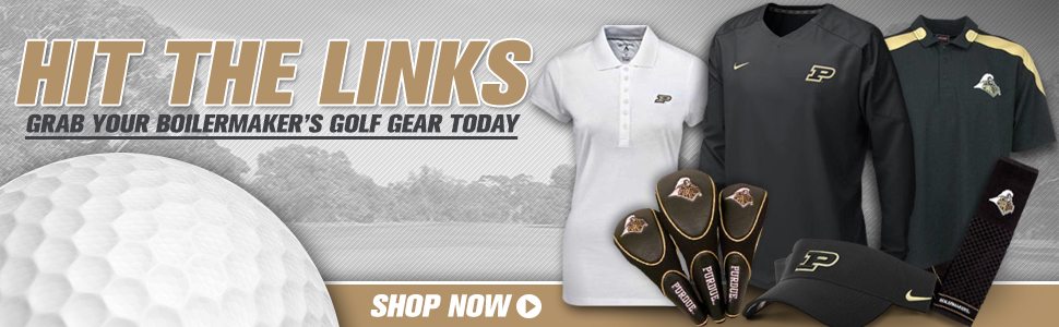 Hit the Links! Shop Purdue Golf Gear Today!