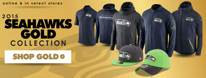Shop NFL Gold Collection now!