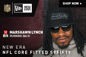 Pick up the NFL Black Grey Basic 59FIFTY now!