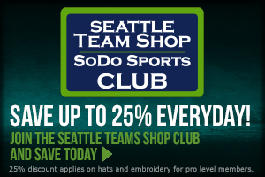 Shop Seattle Teams Today!