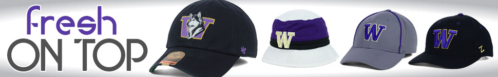 Shop for a new Washington Huskies hat or cap today!