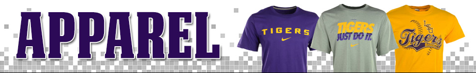 Shop LSU Apparel