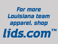 For more Louisiana Team Apparel, shop lids.com.