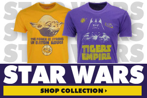 Shop LSU Star Wars