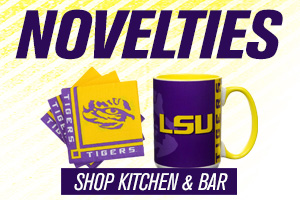 Shop LSU Kitchen and Bar Items