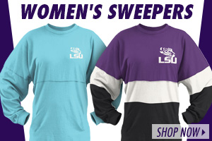 Shop LSU Women's Apparel!