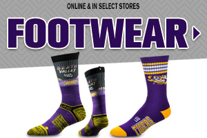 Shop New LSU Footwear!