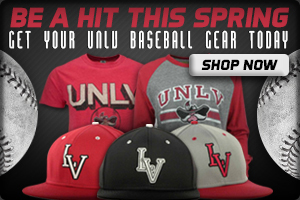 Be A Hit Today, Support UNLV Baseball!