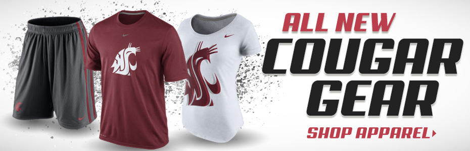 Get Your Cougar Apparel Here!
