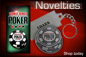 Shop WSOP Novelties
