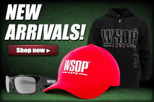 Shop World Series of Poker New Arrivals!