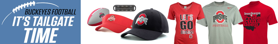 Shop Ohio State Buckeyes Hats, Apparel and Novelties for Gameday and Tailgates