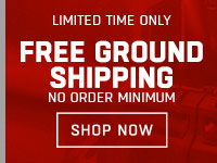 Free Ground Shipping No Order Minimum!