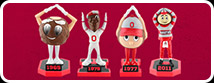 Shop O-H-I-O Bobbleheads! USE CODE: BOBBLE