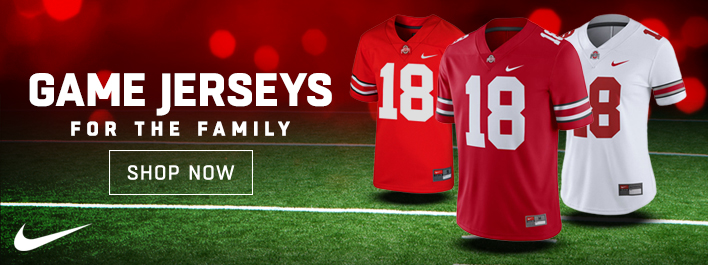 Shop OSU Nike Football Jerseys!
