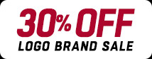 Shop 30% Off Logo Brand