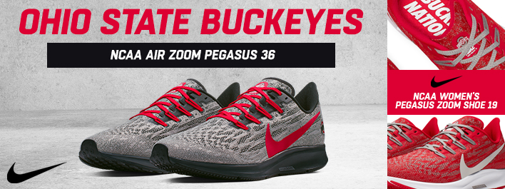 Shop NCAA Air Zoom Pegasus 36 Shoes!