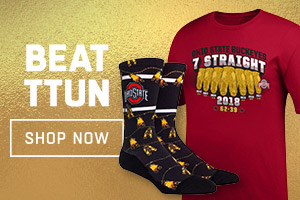 Shop OSU Beat TTUN Gold Pant Apparel!