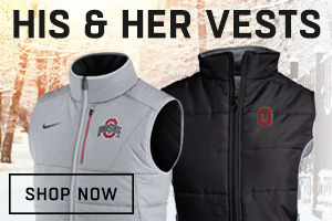 Shop OSU His & Her Vest!